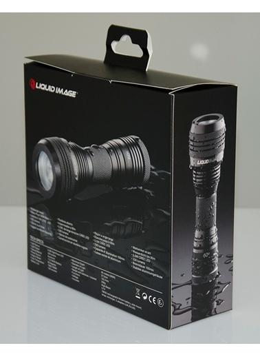 Torch - Su Altı Dalış Feneri Ve Hydra Su Altı Maske Kameraya Takma Aparatı-Liquid Image